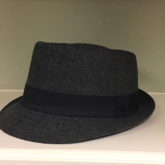 5b9d0bdb3ac Host Pic Men s Fedora Hat
